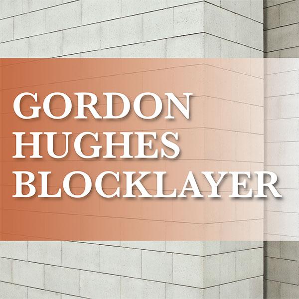 Gordon hughes blocklayer kilanerin gordon hughes blocklayer kilanerin malvernweather Images