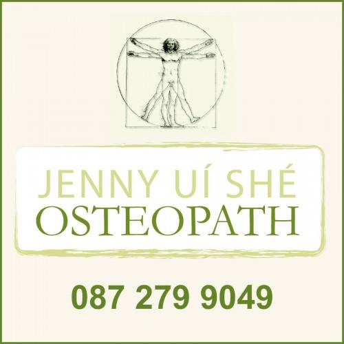 Jenny Uí Shé Osteopath - Kilanerin