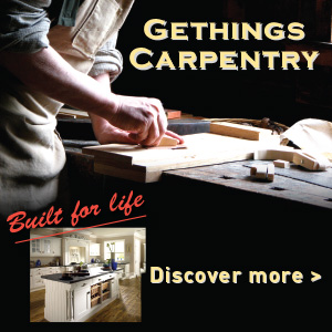 Gethings Carpentry & Kitchens - Kilaneirn, Wexford, Wicklow