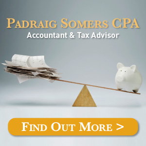 Padraig Somers CPA Accountant Tax Advisor - Kilanerin Wexford