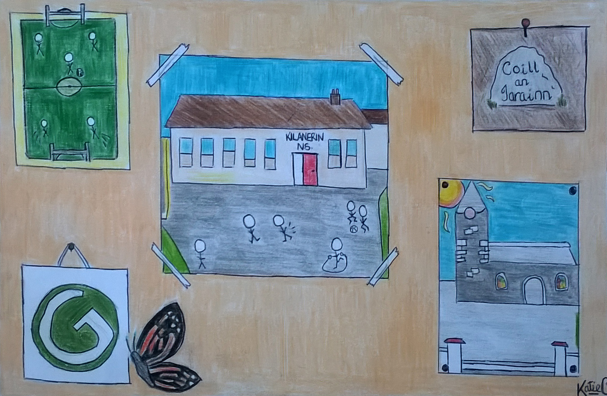 August-Kilanerin-School