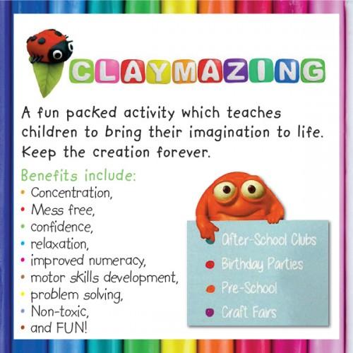 Claymazing-Listing